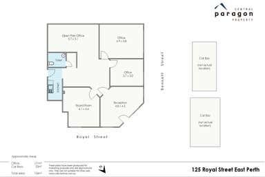 125 Royal Street East Perth WA 6004 - Floor Plan 1