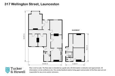 317 Wellington Street South Launceston TAS 7249 - Floor Plan 1
