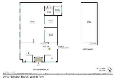 24  Hickson Millers Point NSW 2000 - Floor Plan 1