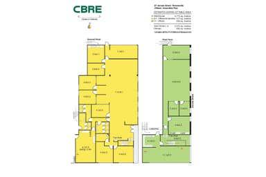 87 Jervois Street Torrensville SA 5031 - Floor Plan 1