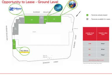 Riverview Marketplace, 228 Riverside Boulevard Douglas QLD 4814 - Floor Plan 1