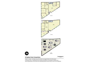 26 Sparkes Street Camperdown NSW 2050 - Floor Plan 1
