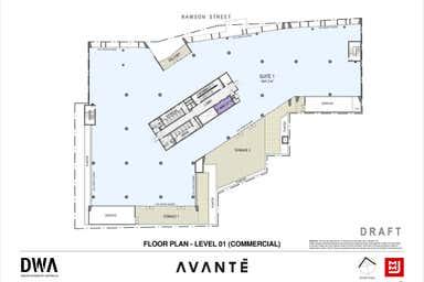 Avante, 3 Rawson Street Wollongong NSW 2500 - Floor Plan 1