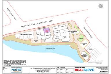 The Promenade, 10/4 Main Street Merimbula NSW 2548 - Floor Plan 1