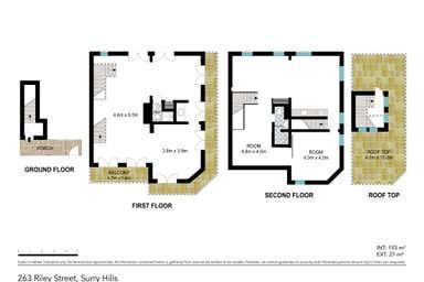 Surry Hills NSW 2010 - Floor Plan 1