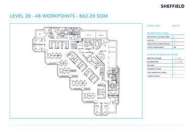 108 St Georges Terrace Perth WA 6000 - Floor Plan 1