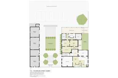 Darling Street Hub, 174 Darling Street Dubbo NSW 2830 - Floor Plan 1
