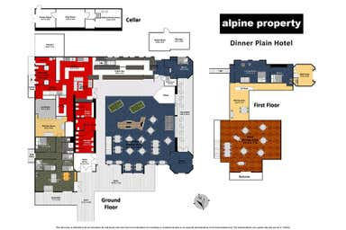 DINNER PLAIN HOTEL, 31 Horseshoe Circle Dinner Plain VIC 3898 - Floor Plan 1