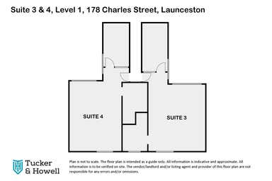 178 Charles Street Launceston TAS 7250 - Floor Plan 1