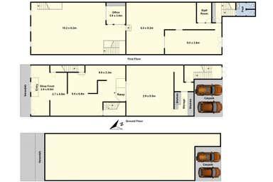 64-66 Ryrie Street Geelong VIC 3220 - Floor Plan 1