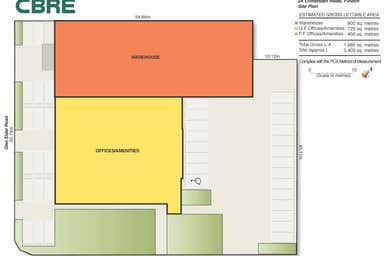 24 Crittenden Road Findon SA 5023 - Floor Plan 1