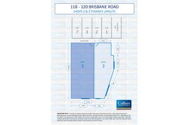 Shop 2, 118 Brisbane Road Mooloolaba QLD 4557 - Floor Plan 1
