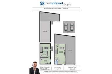 30/124-130 Auburn Street Coniston NSW 2500 - Floor Plan 1