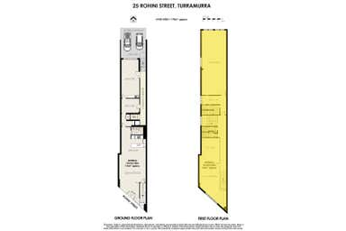 Level 1/25 Rohini Street Turramurra NSW 2074 - Floor Plan 1