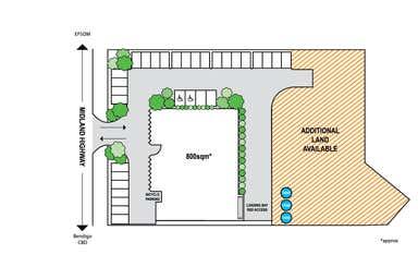 52 - 56  Midland Highway Epsom VIC 3551 - Floor Plan 1
