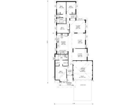 The Swagger - floorplan
