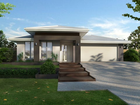 Gallery of new home designs page 1 for New home designs qld