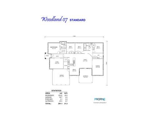 Woodland 31 - floorplan