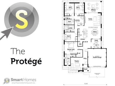 The Protégé - floorplan