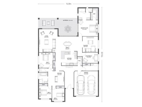 Bradfield 33 - floorplan