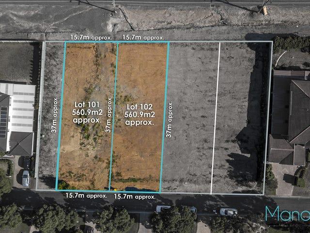Lot 101 & 102 Patya Circuit, Kellyville, NSW 2155
