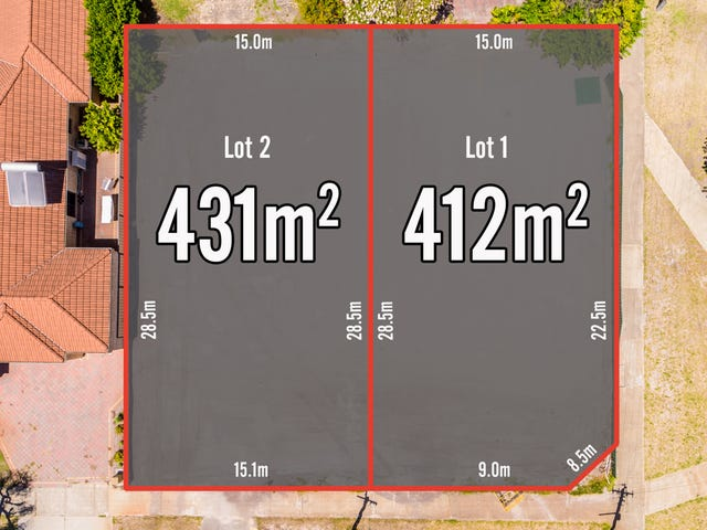 Lot 1 & 2, 1 Acanthus Road, Willetton, WA 6155