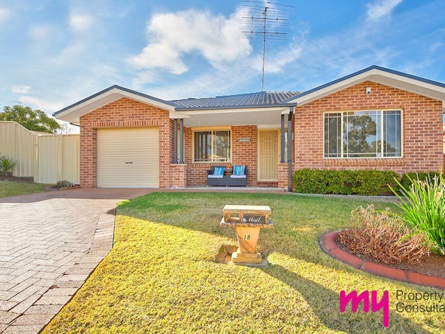 18 Cowan Place, Glenmore Park, NSW 2745