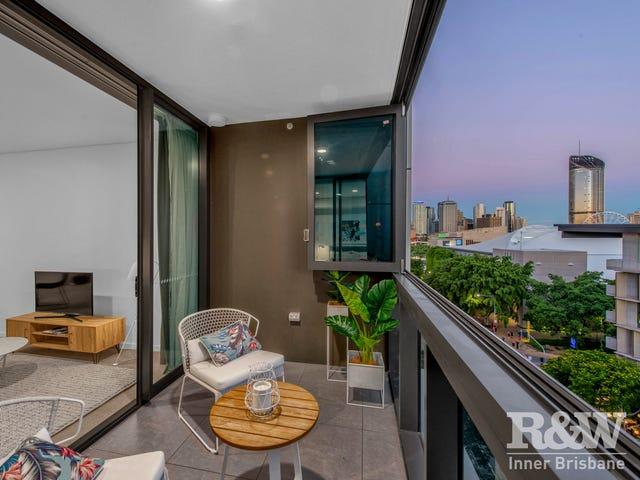 807/109 Melbourne Street, South Brisbane, Qld 4101