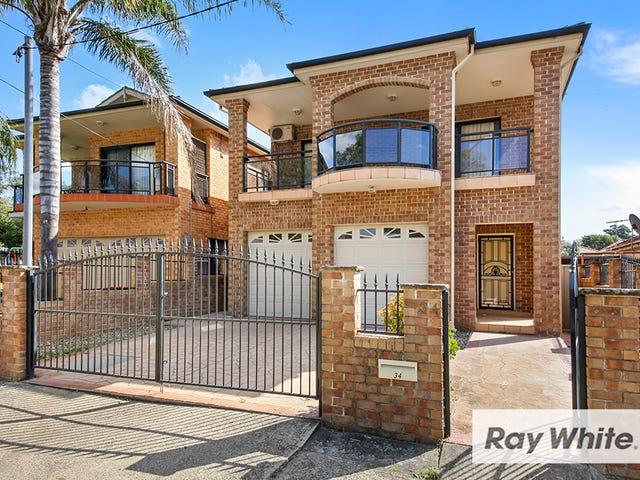 34 Dudley Street, Lidcombe, NSW 2141