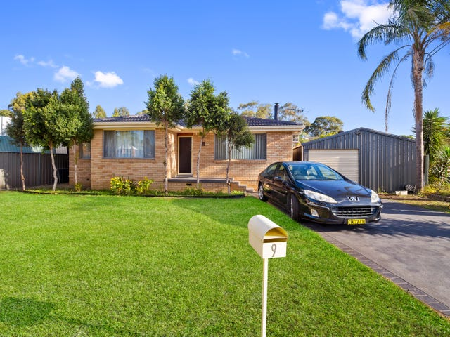 9 Trezise Place, Quakers Hill, NSW 2763