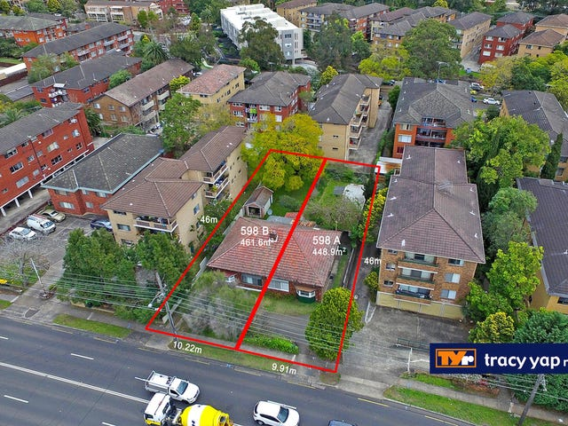 598 Blaxland Road, Eastwood, NSW 2122