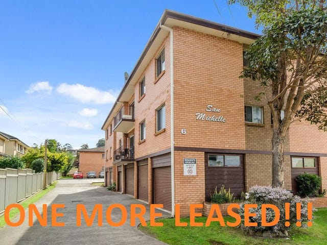 6/6 Mackie Street, Coniston, NSW 2500