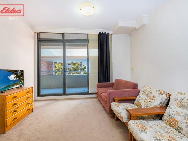 34/121 Pacific Hwy, Hornsby, NSW 2077