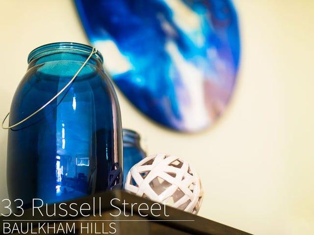 33/1 Russell Street, Baulkham Hills, NSW 2153