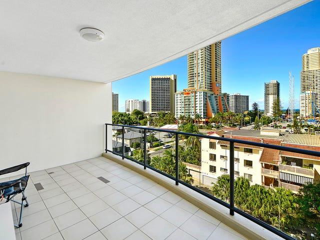375 'Trilogy Apartments' 23 Cypress Avenue, Surfers Paradise, Qld 4217