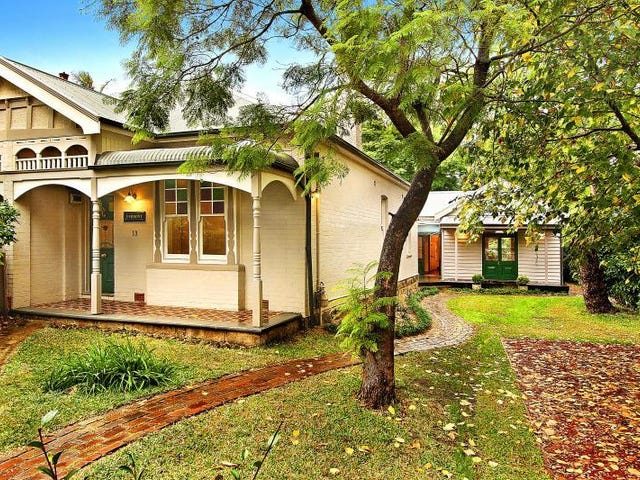 13 Mary Street, Hunters Hill, NSW 2110
