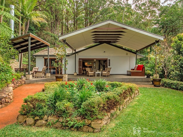 2207 Springbrook Road, Springbrook, Qld 4213