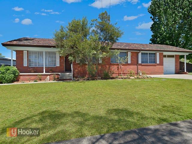 7 Valencia Crescent, Toongabbie, NSW 2146