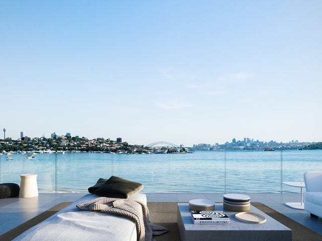 Rose Bay, address available on request