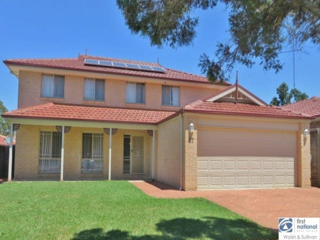 27 Forest Crescent, Beaumont Hills, NSW 2155