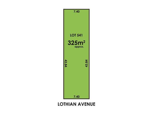 Lot 541 17 Lothian Avenue, Windsor Gardens, SA 5087