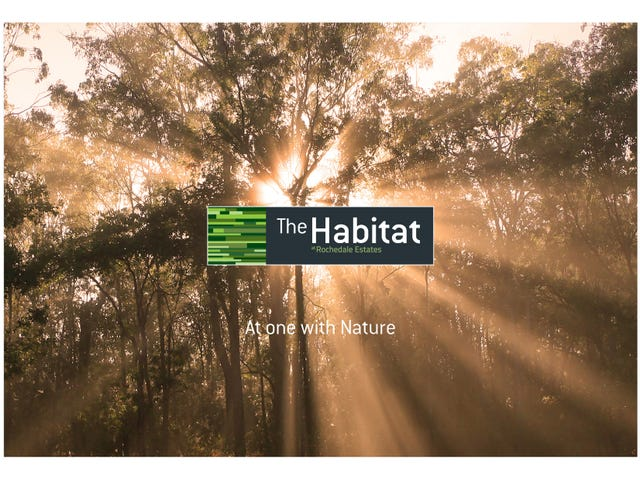 Lot 807, The Habitat Lots, Rochedale, Qld 4123