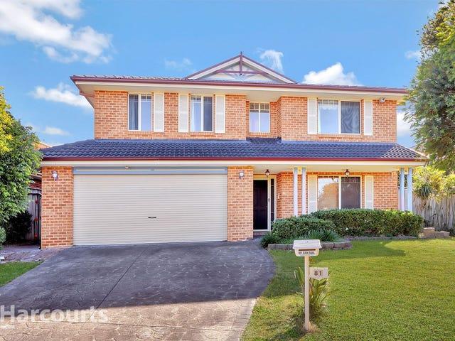 81 Phoenix Avenue, Stanhope Gardens, NSW 2768