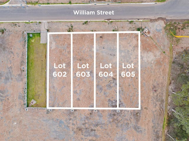 Lot 602-605 William Street, Riverstone, NSW 2765