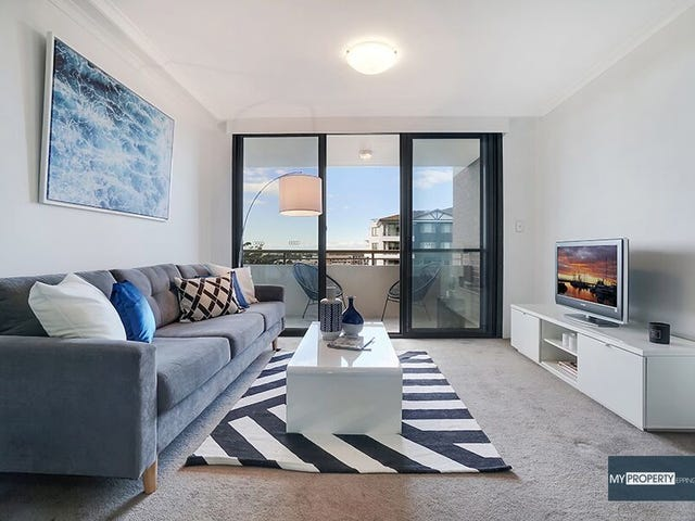 93/121-133 Pacific Highway, Hornsby, NSW 2077