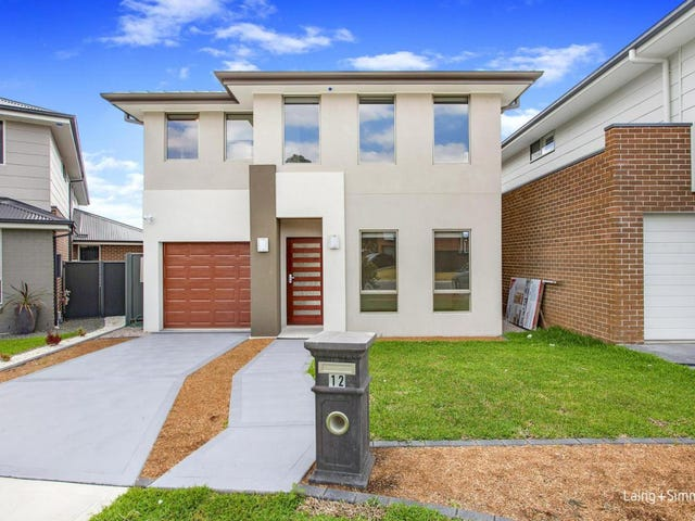 12 Ancher Place, Ropes Crossing, NSW 2760
