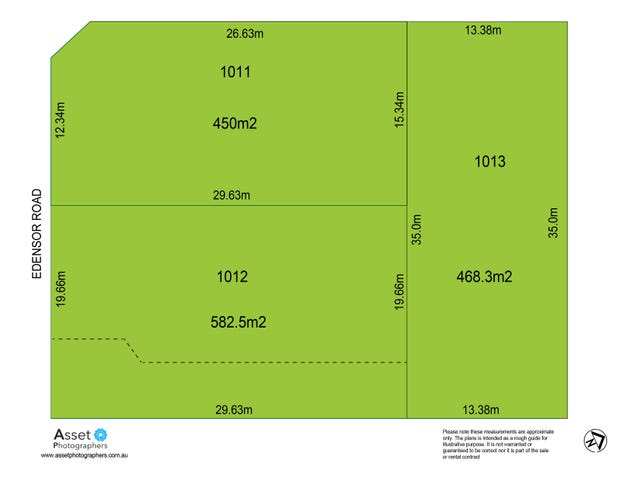 277, 279, 281 Edensor Road, Edensor Park, NSW 2176