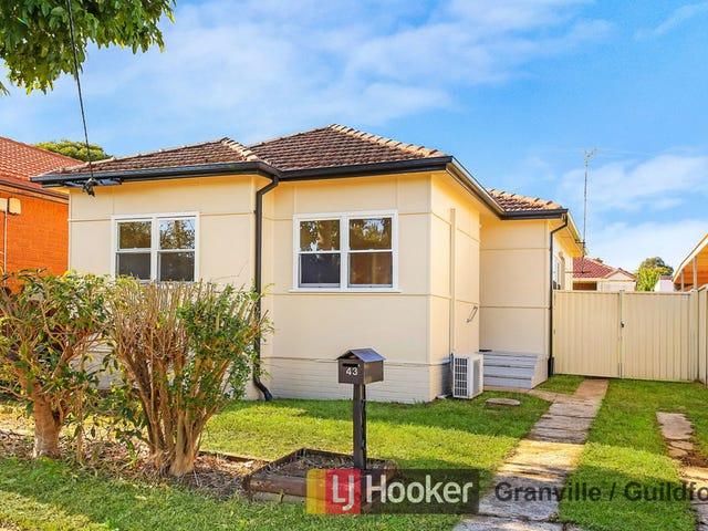 43 O'Neill Street, Granville, NSW 2142