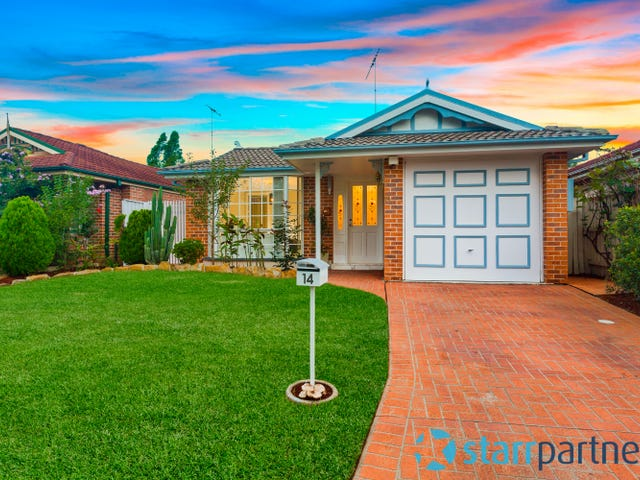 14 Plum Gardens, Glenwood, NSW 2768