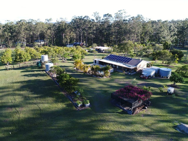 472 Arborten Road, Glenwood, Qld 4570